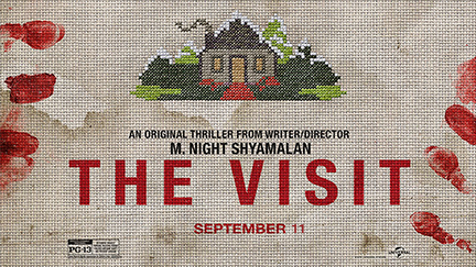 FREE The Visit Movie Screening...