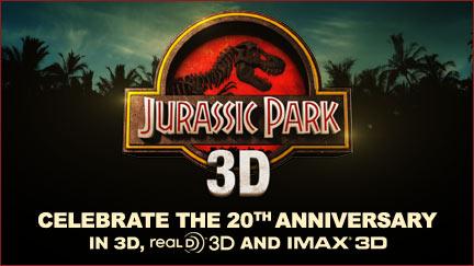 FREE Jurassic Park 3d movie sc...